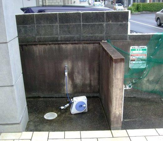 エクステリア洗浄