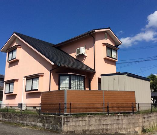 住宅04 外壁塗装