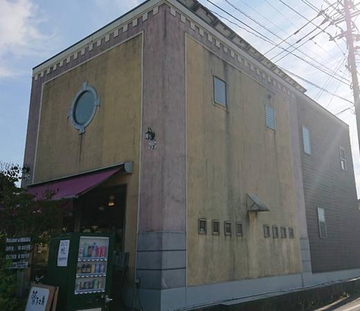 店舗外壁塗装