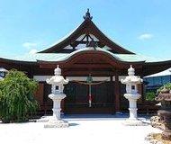 寺院塗装工事サムネイル