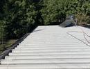 菊陽町 店舗 折半屋根 シリコンサムネイル