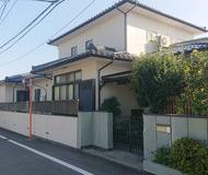 合志市須屋 外壁・屋根塗装 フッソサムネイル