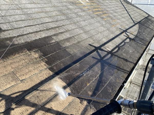 南区住宅 高圧洗浄サムネイル