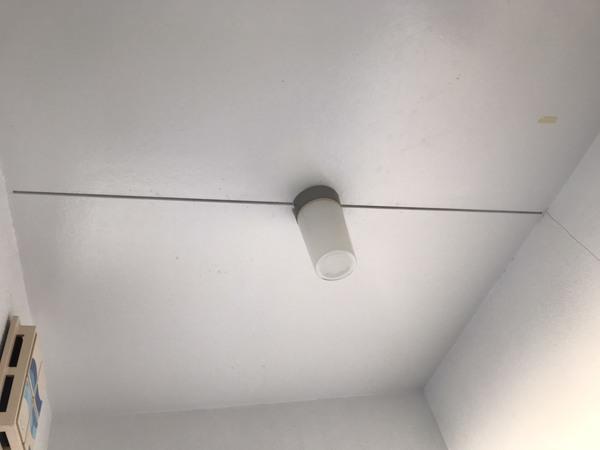 東区アパート 浴室壁・天井塗装サムネイル