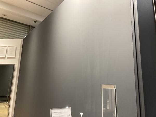 中央区店舗内部 壁仕上げ、化粧コーキングサムネイル