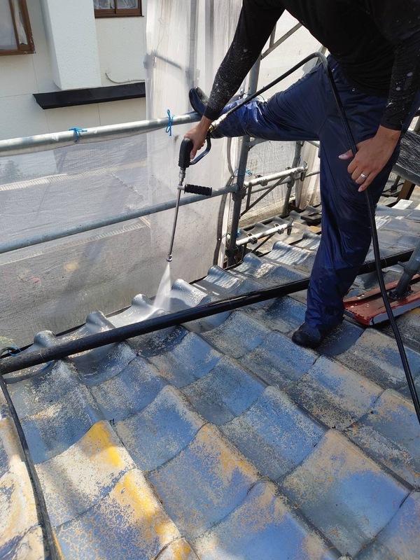 東区住宅 高圧洗浄サムネイル