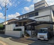 菊陽町住宅 外壁塗装 セラミックサムネイル
